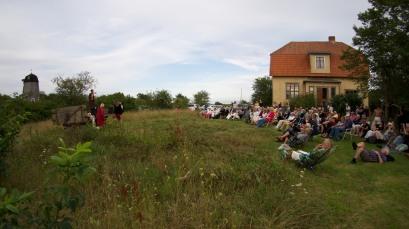 Scen och publik